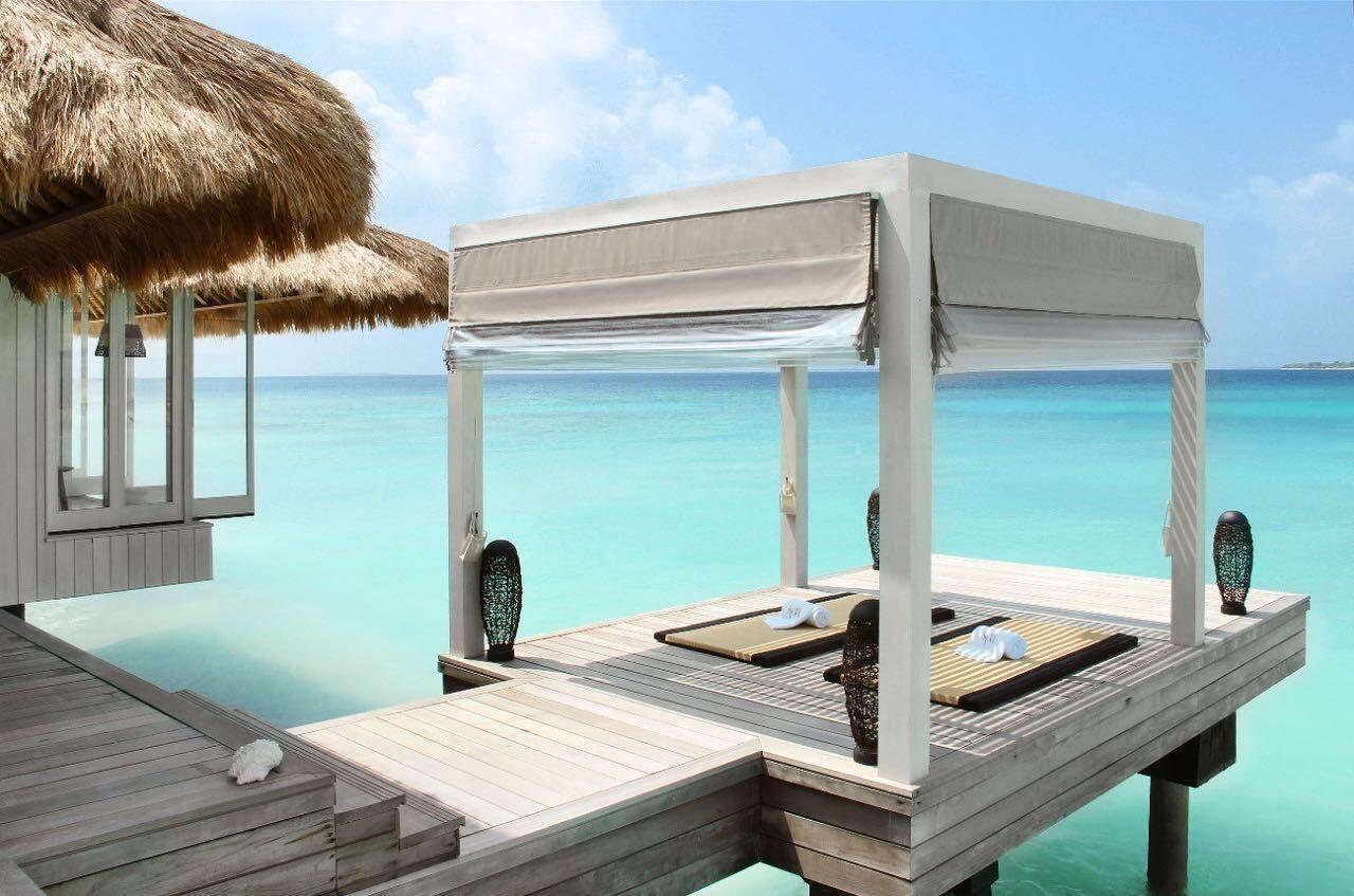 Cheval Blanc Randheli,Maldives resorts