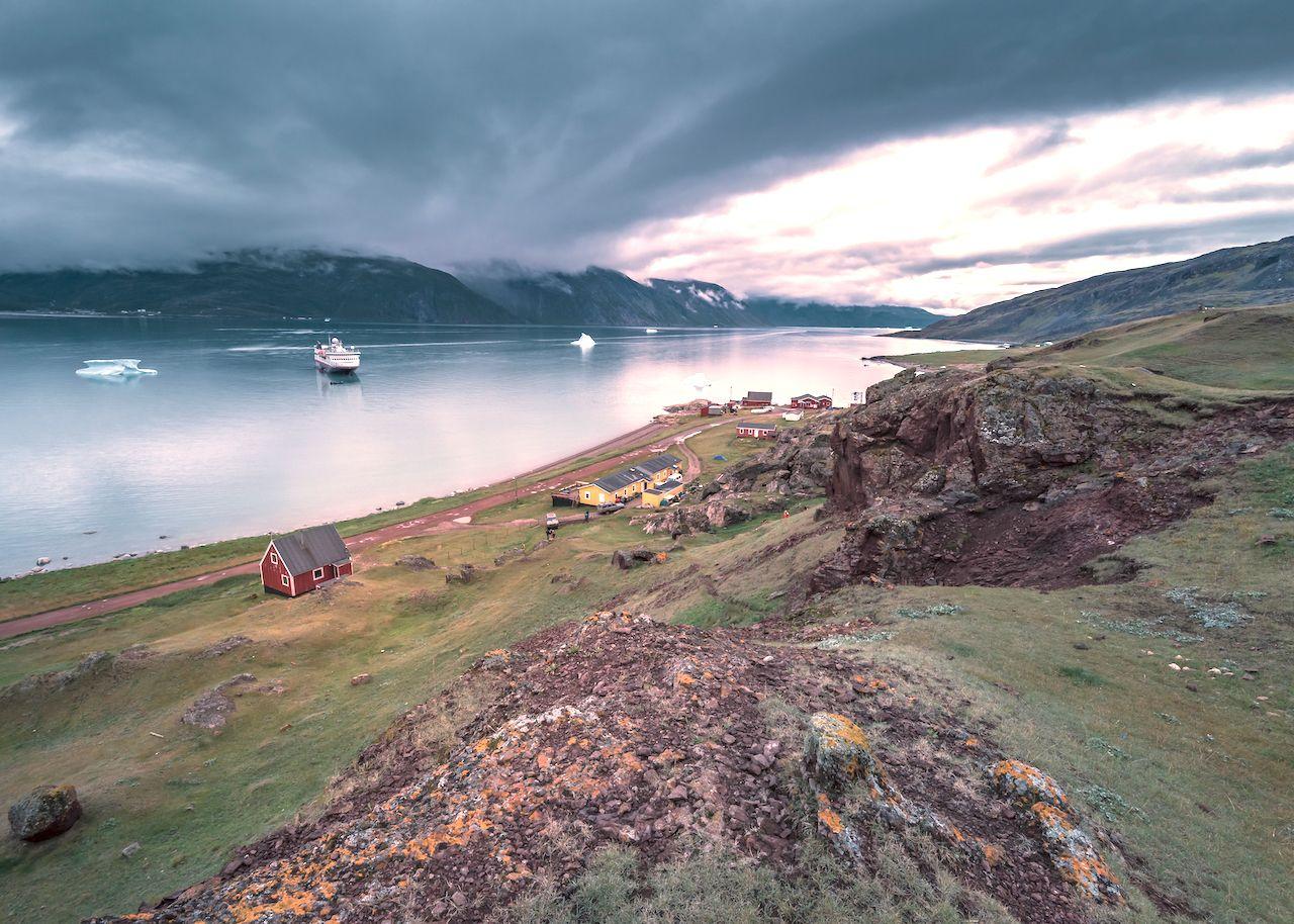 Greenland Qassiarsuk