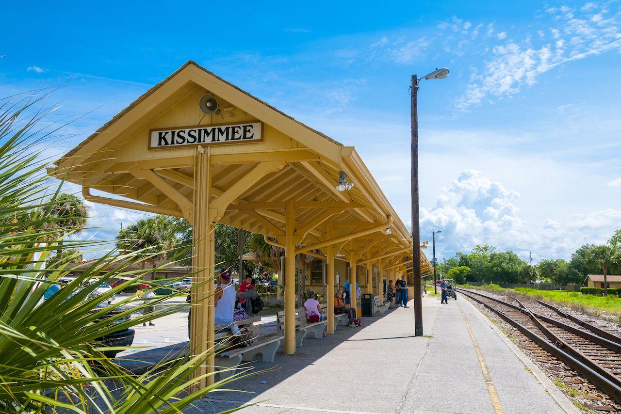 Kissimmee train station