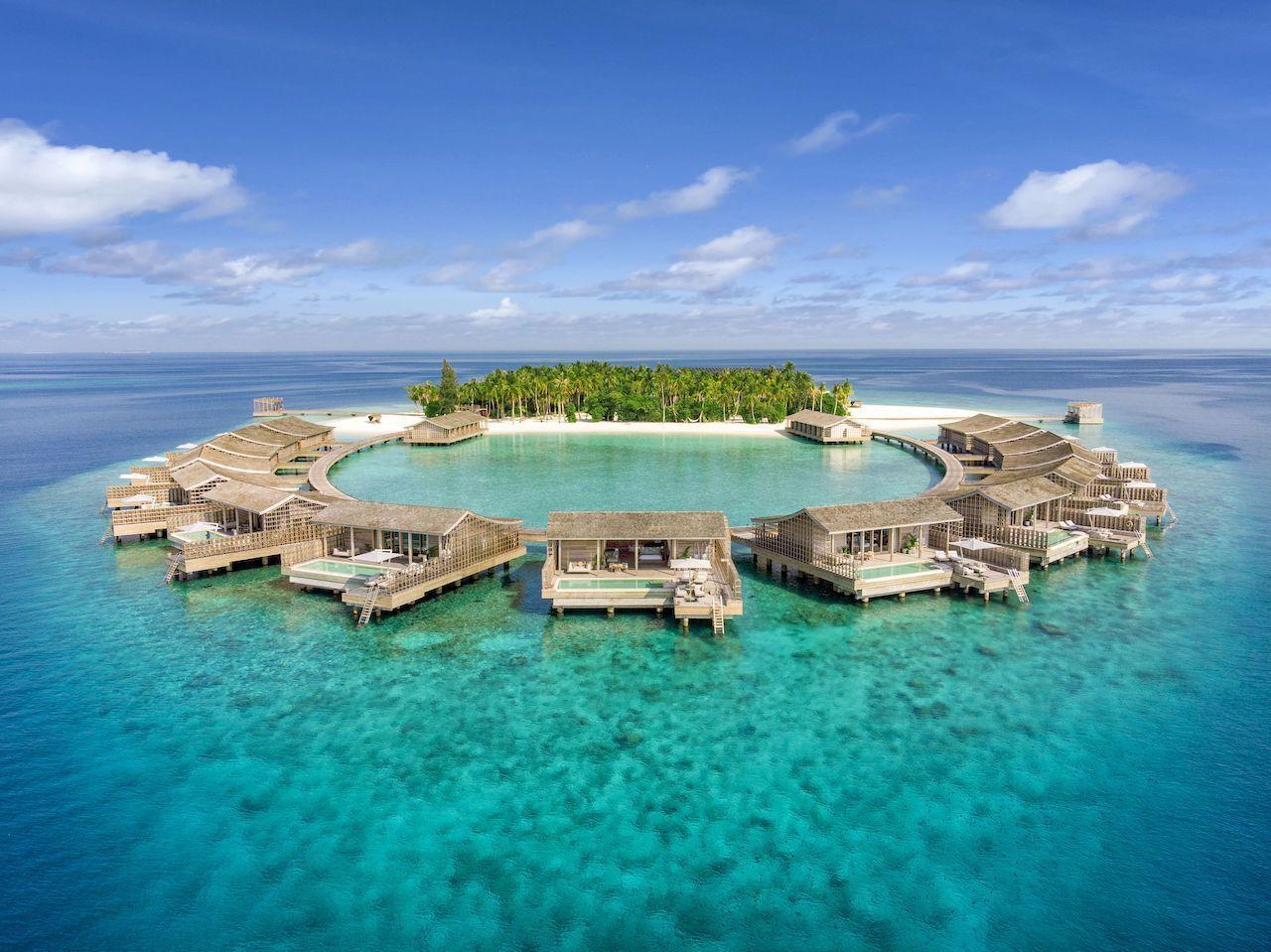 Kudadoo Maldives Private Island Resort, Maldives resorts