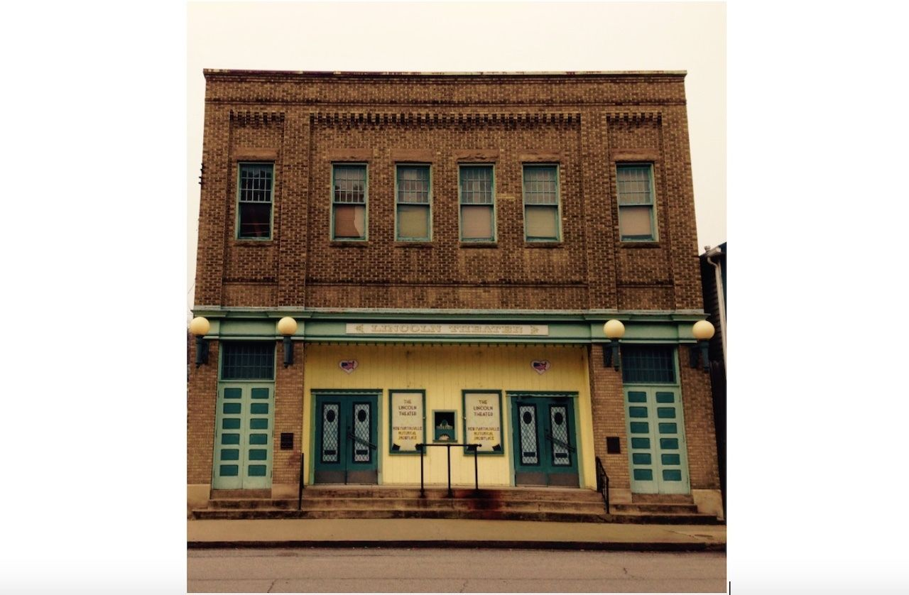 Lincoln Theater West Virginia, historic theater trail in West Virginia