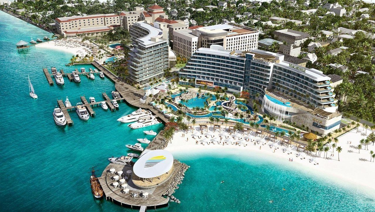 Margaritaville Beach Resort Nassau, Favorite teacher Margaritaville stay