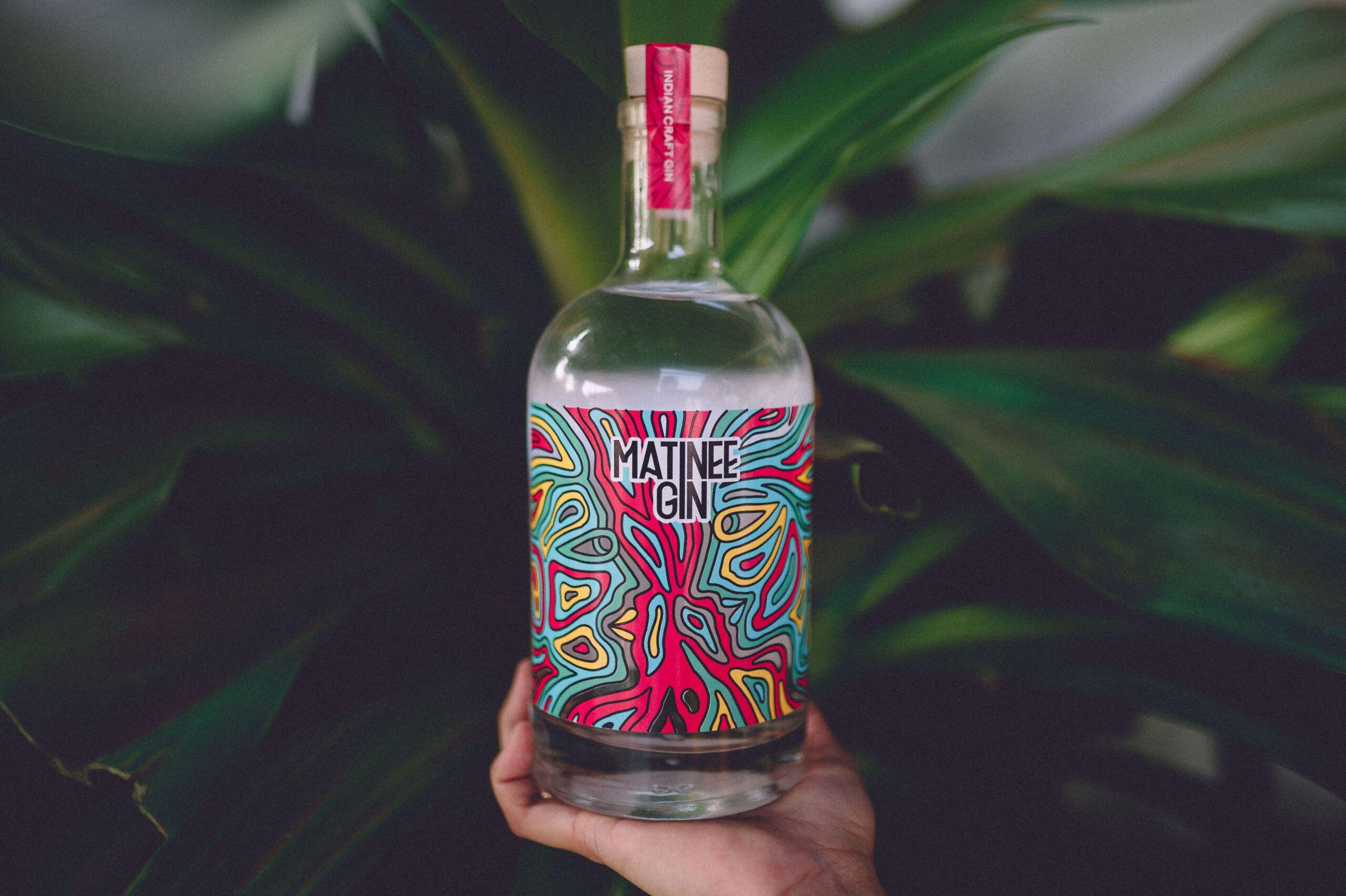 Matinee Gin, Indian craft spirits