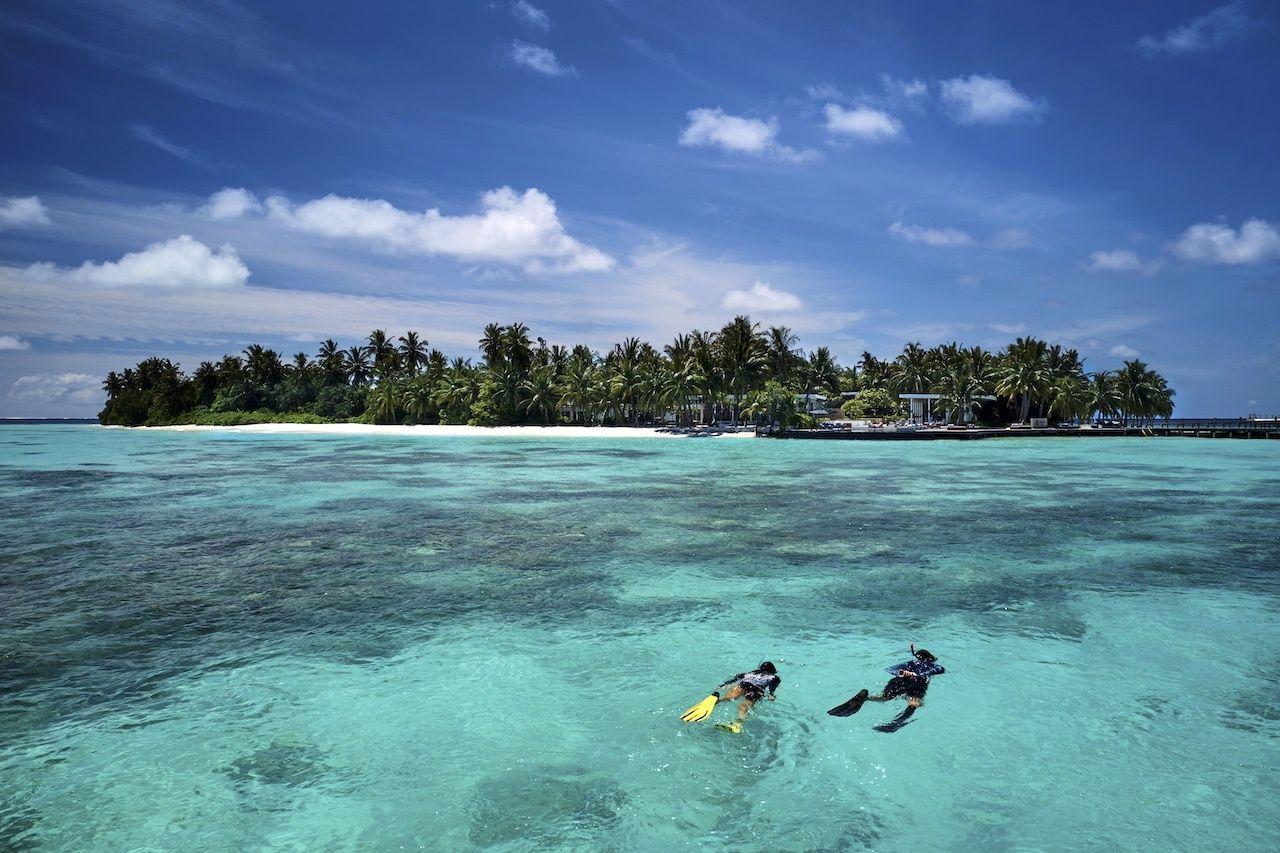 Raffles Maldives Meradhoo, Maldives resorts