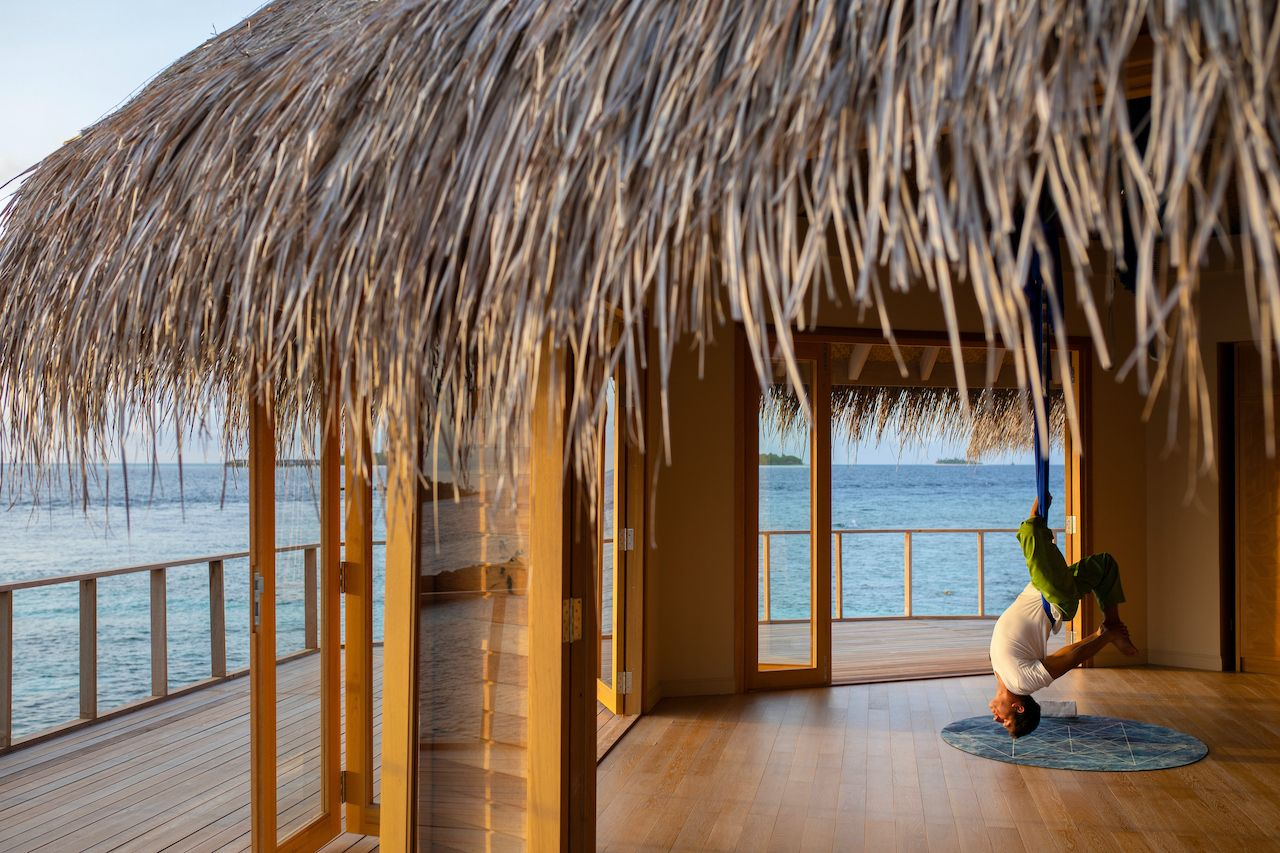 The Nautilus Maldives, Maldives resorts
