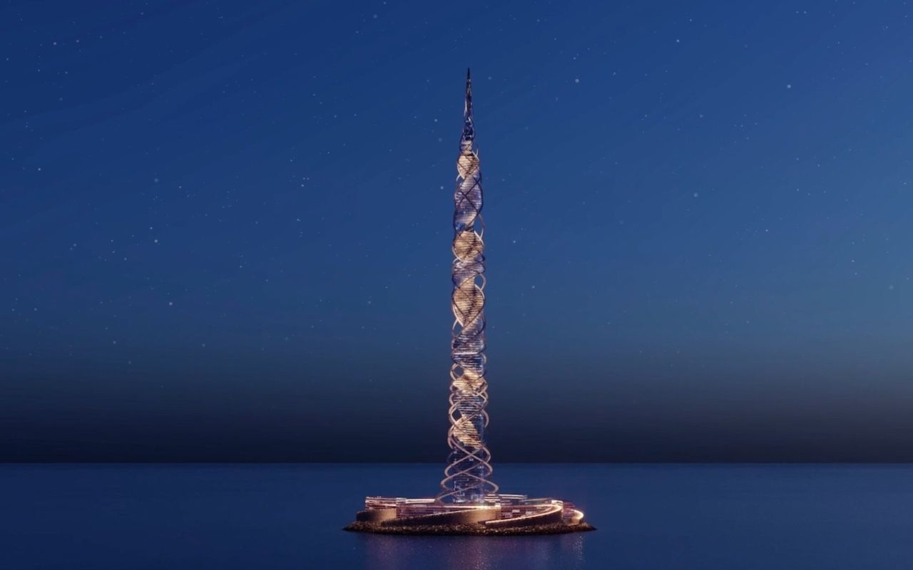World's second tallest building to be built in Russia 3, World's second-tallest building in Russia