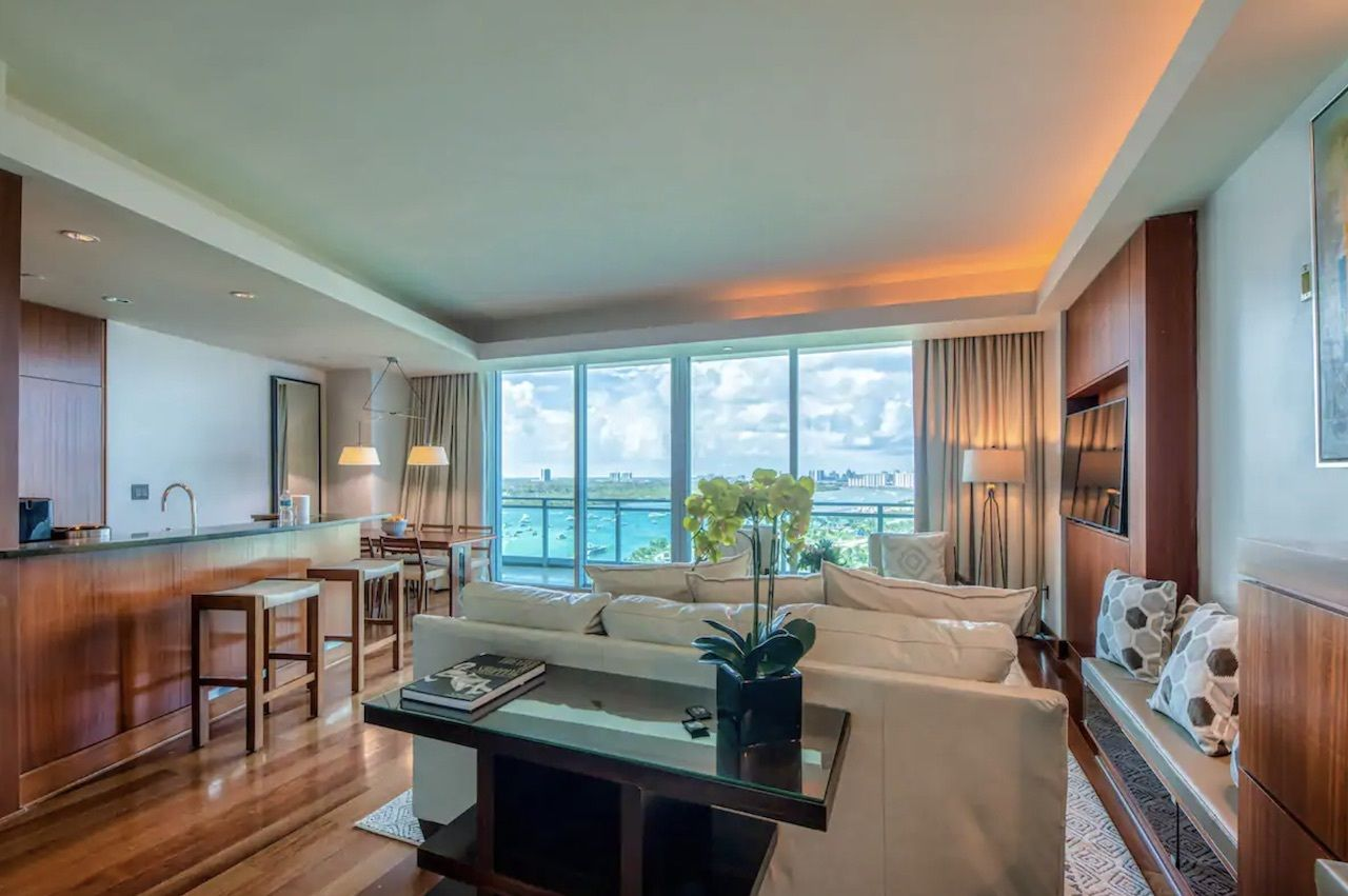 beachfront, Airbnbs in Miami