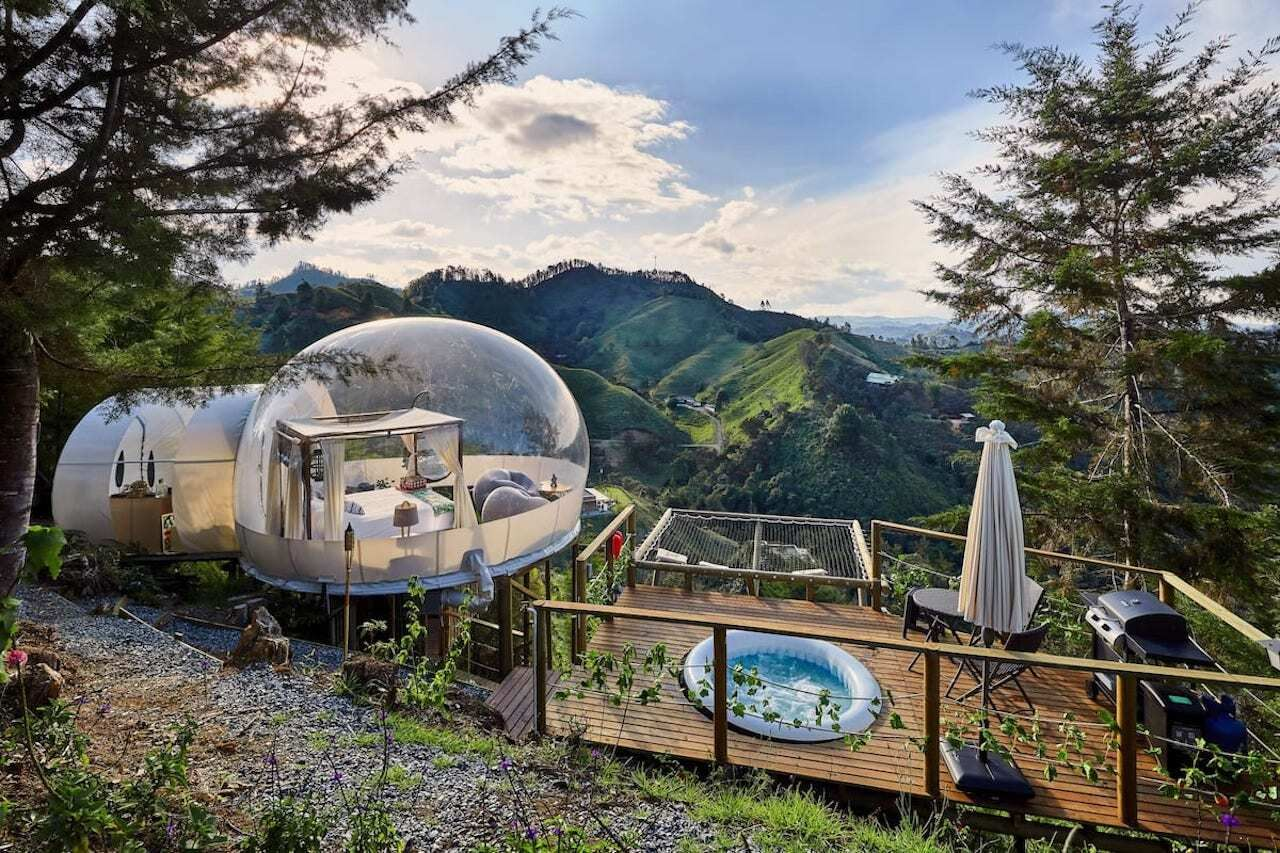 bubblesky-airbnb-colombia