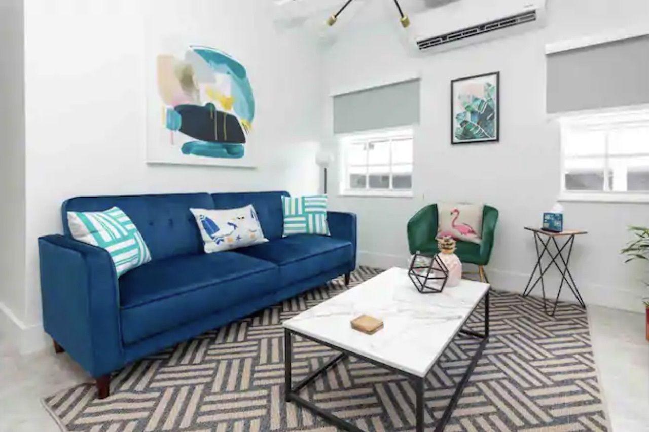 design, Airbnbs in Miami