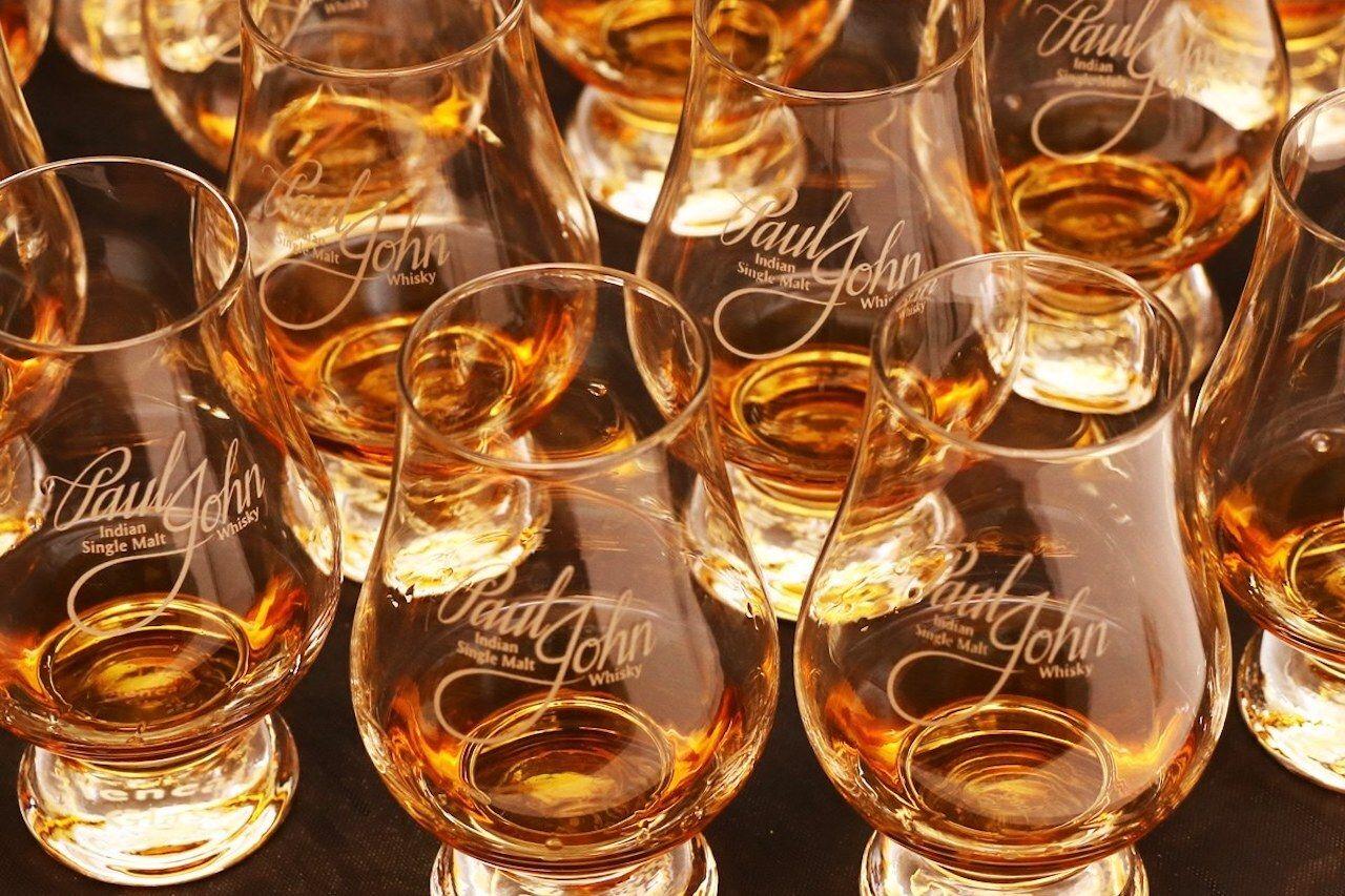 Paul John Nirvana whiskey,