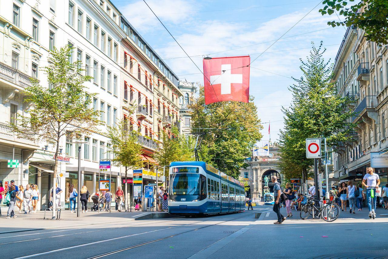 Zurich Switzerland, Save money in Zurich