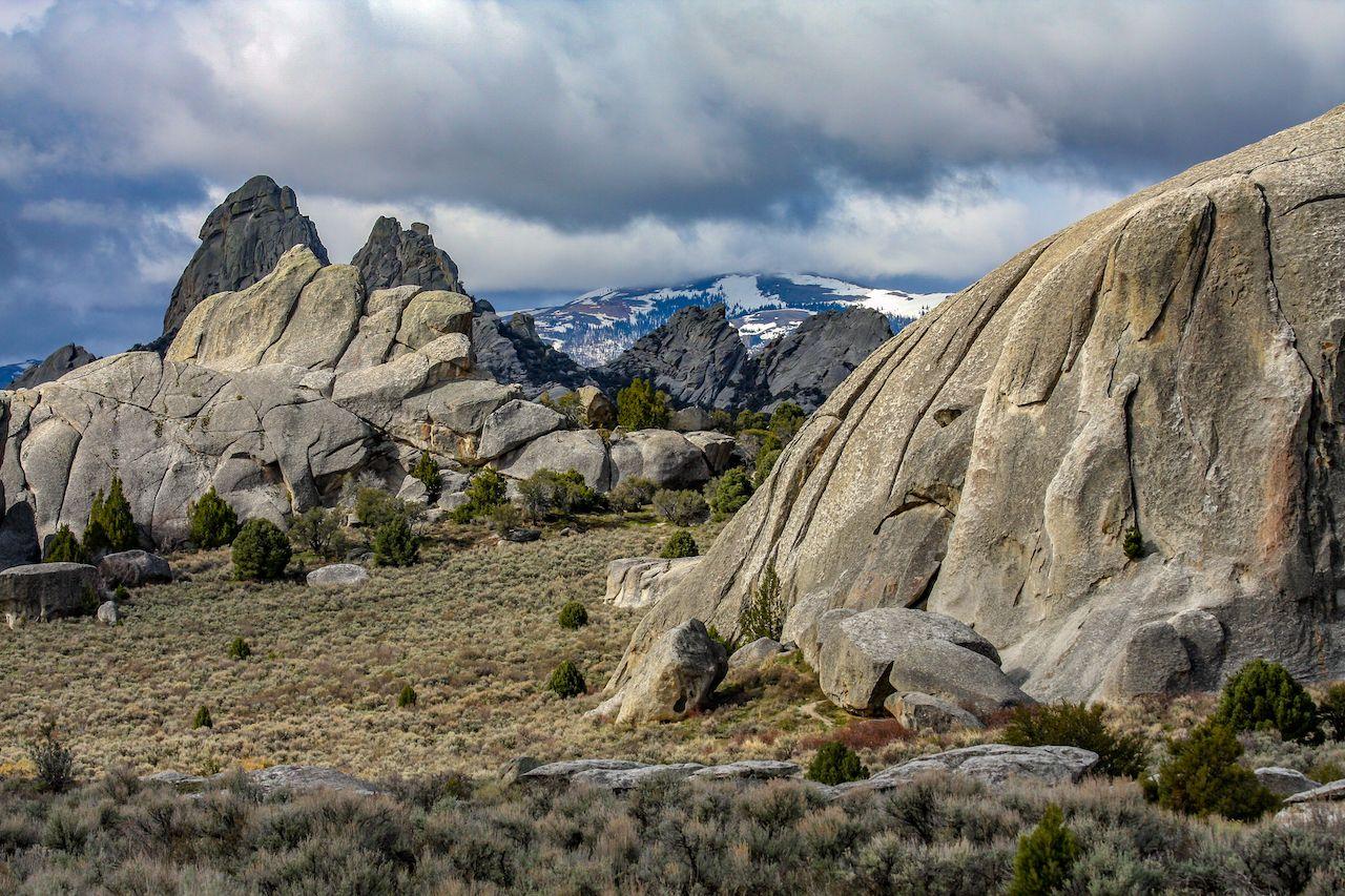 City of Rocks, National Recreation Area, Idaho