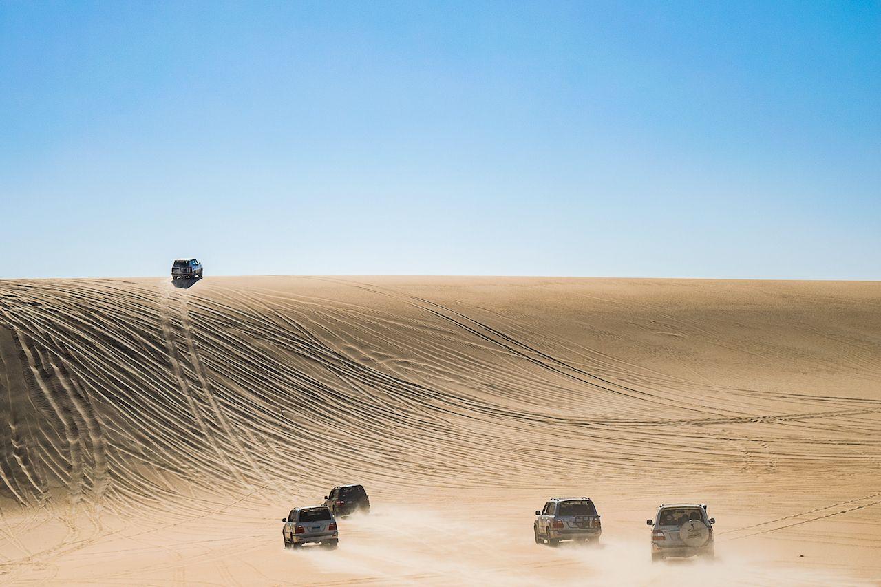 Siwa egypt cars, Siwa Oasis, Egypt