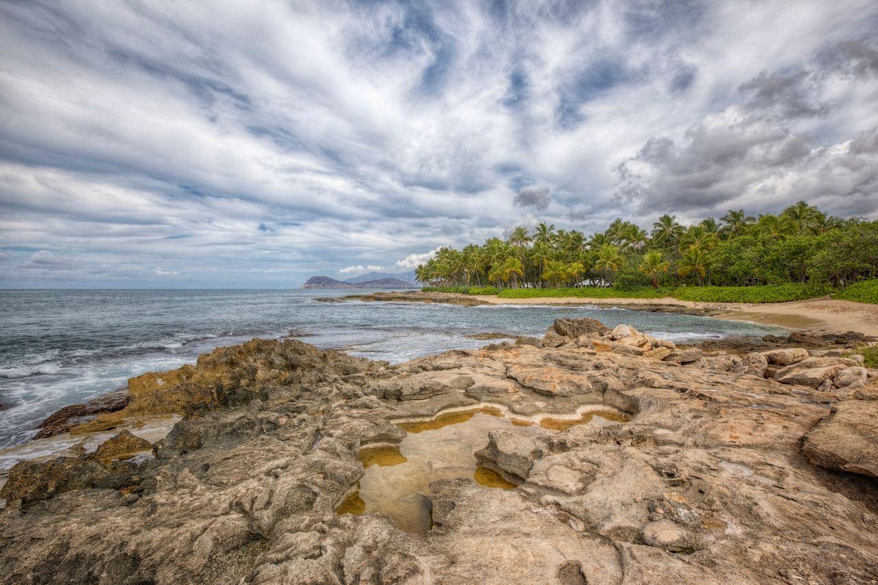 Paradise Cove. Ko Olina, Hawaii., Oahu beaches for families