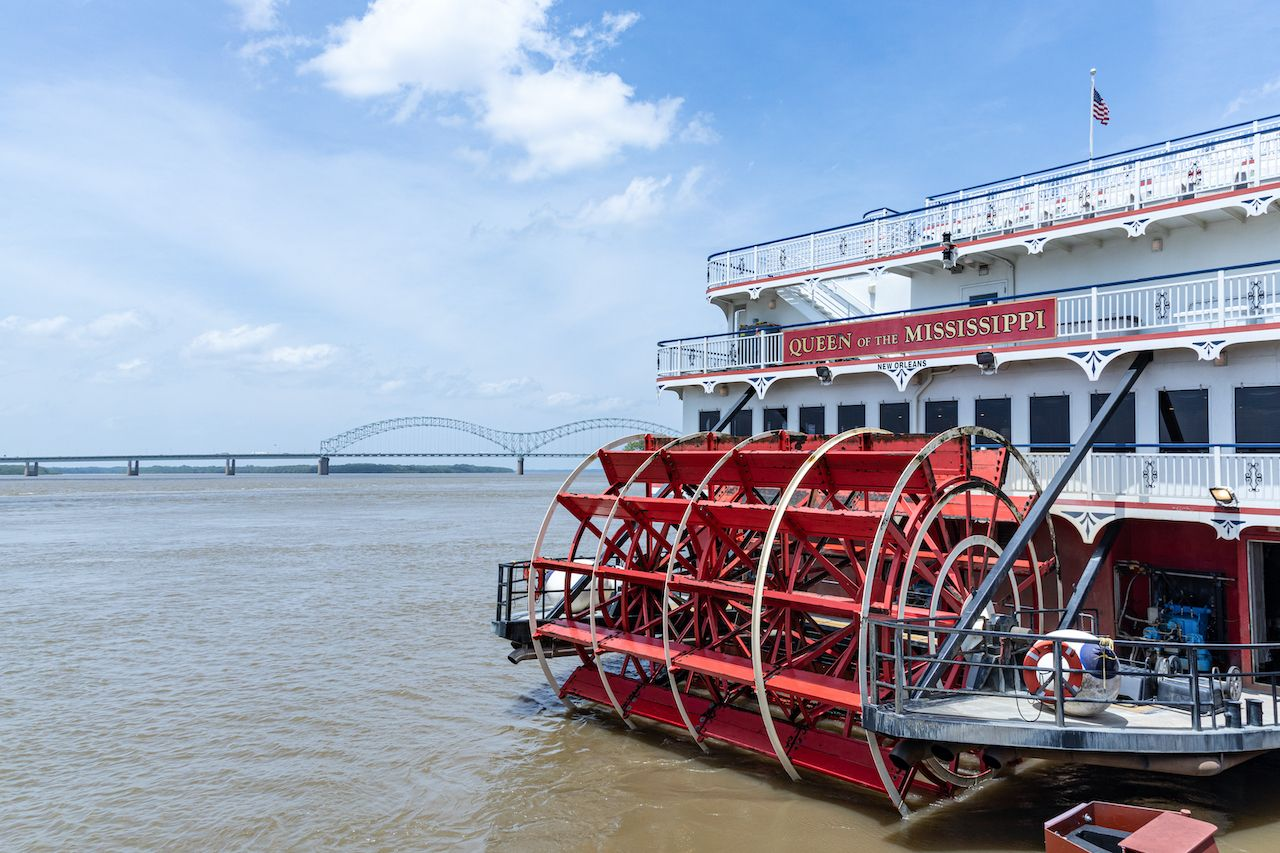 Queen Of The Mississippi,2021 cruises