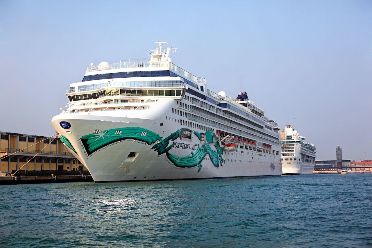 Venice,,Veneto Cruise Ship Norwegian, 2021 cruises