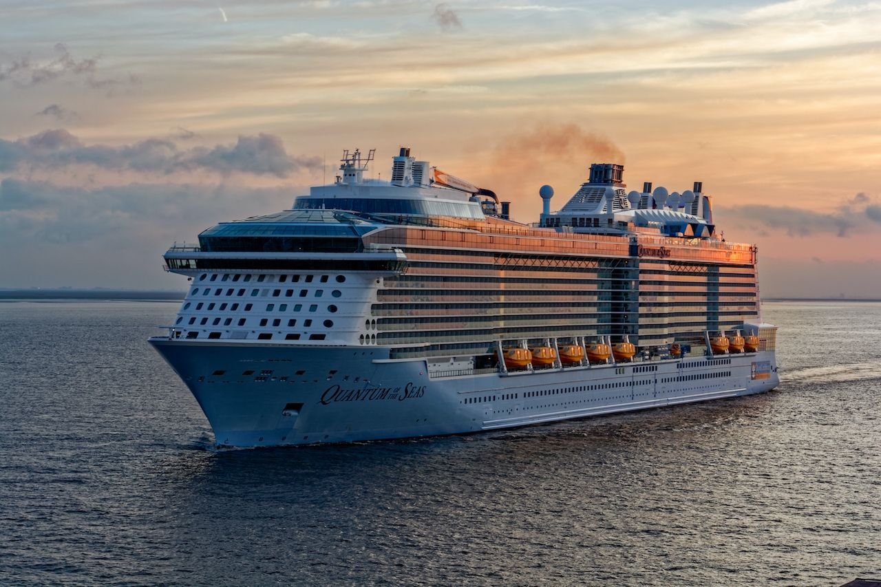 Royal Caribbean, 2021 cruises