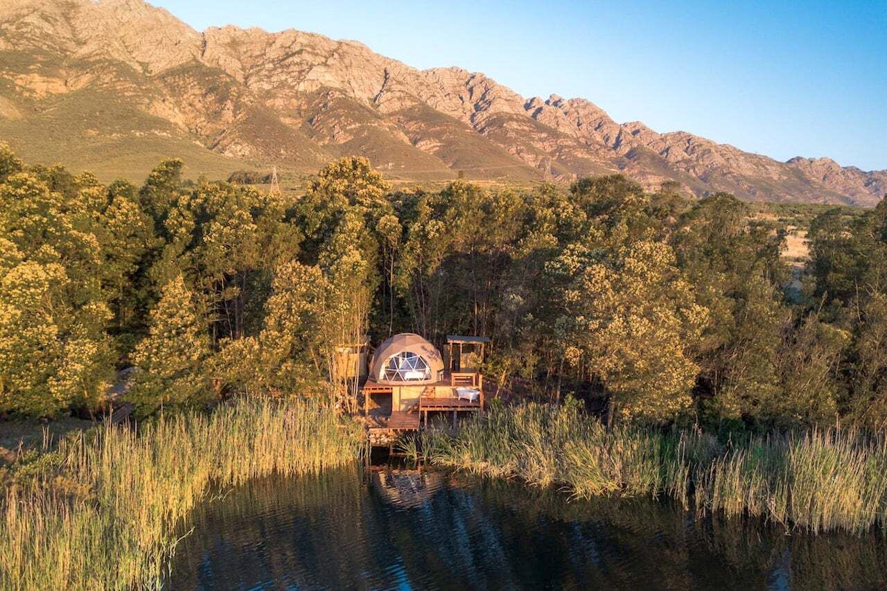 sunset-dome-south-africa-remote-airbnb