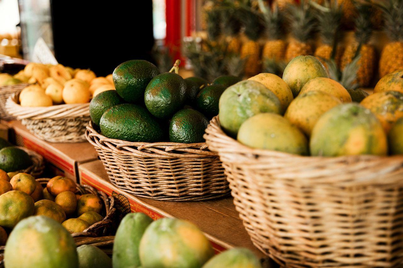 Hawaii farmers markets