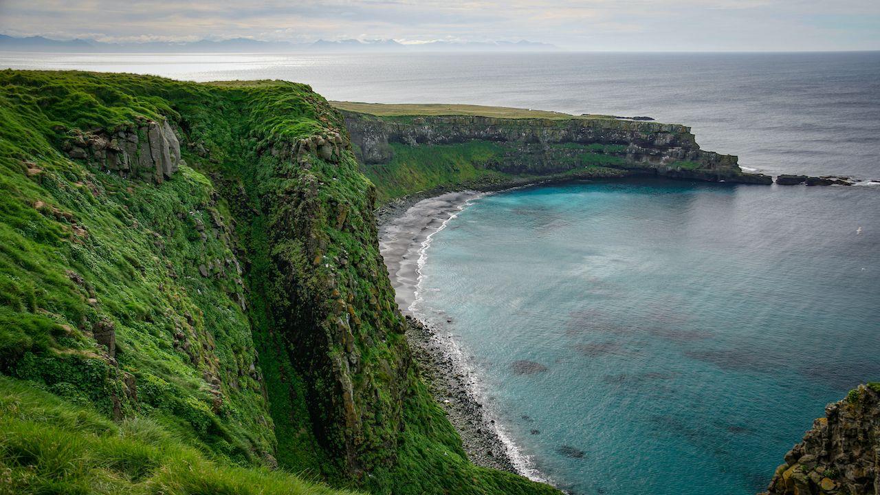 Grimsey Island Iceland, Akureyri