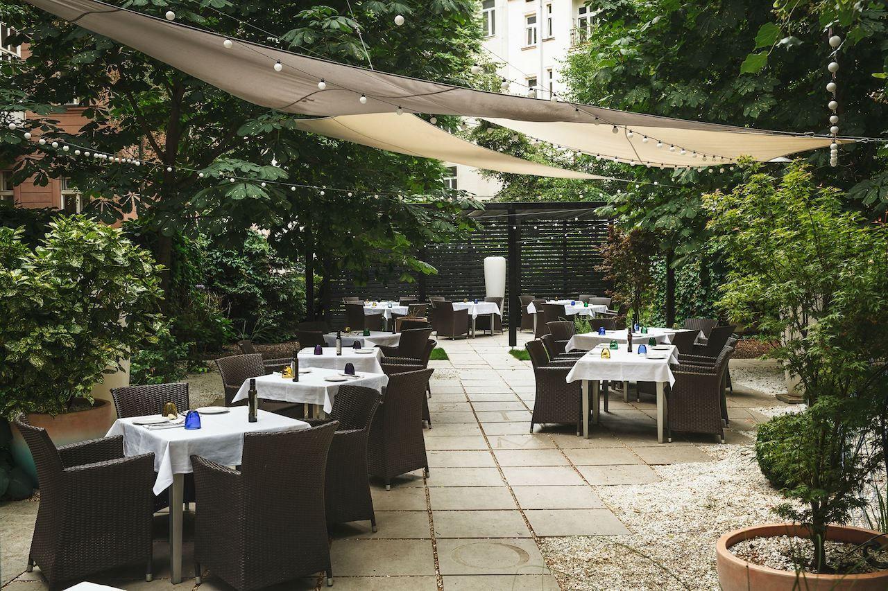 Aromi-Restaurant-Prague-New-Town, New Town
