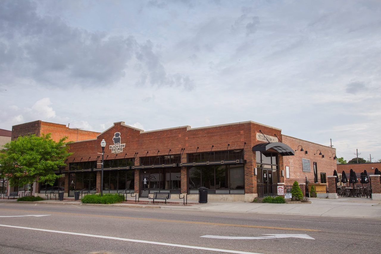Black Cow Fat Pig restaurant Experiences Nebraska