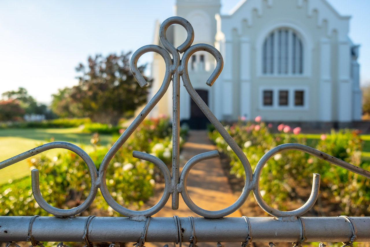Dutch Reformed Church South Africa,South African road trip