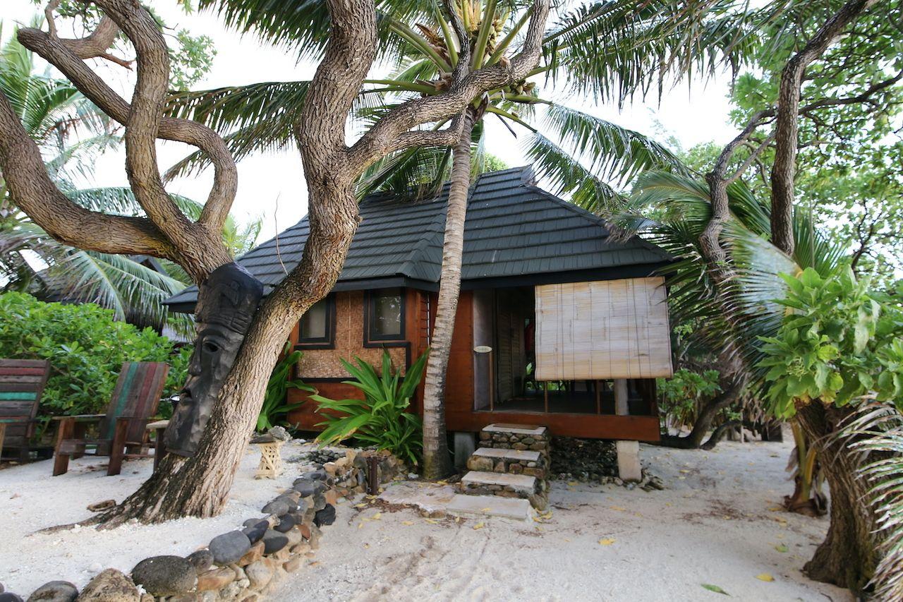 French Polynesia travel, Green lodge pension