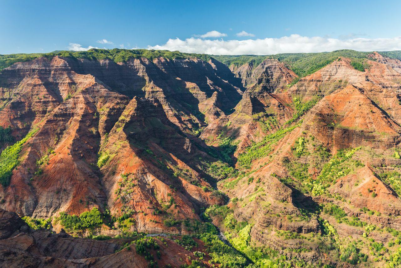Waimea Canyon, Kauai Island, Hawaii's Islands