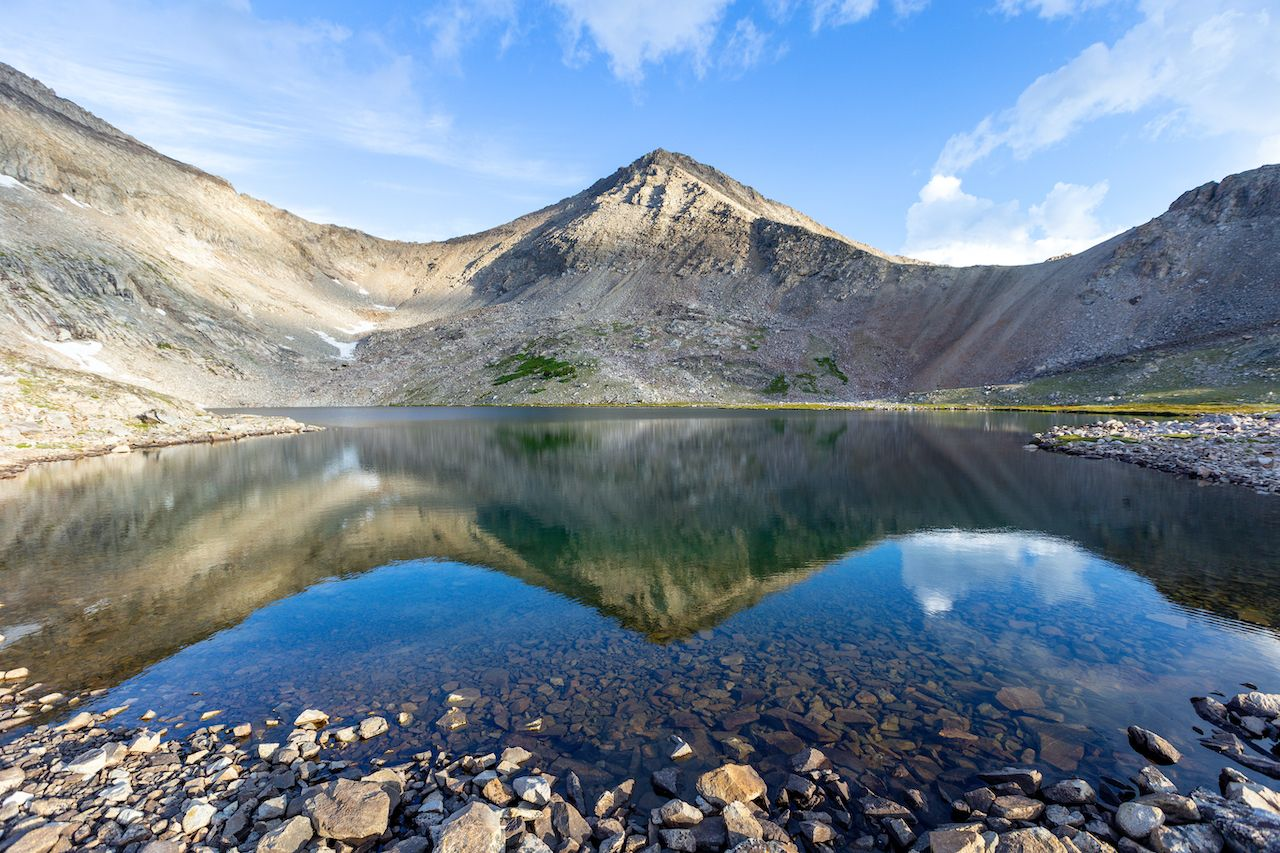Idaho's,Highest,Elevation,Lake,,Goat,Lake,,Above,Ten,Thousand,Feet, hikes in the Sawtooth