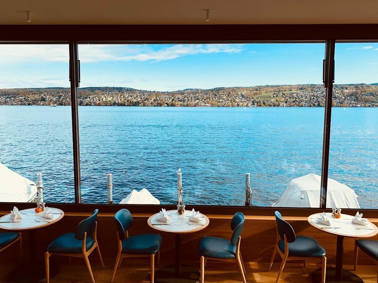 Hotel Alex Lake Zurich in Zurich Switzerland has some of the best views, Switzerland views