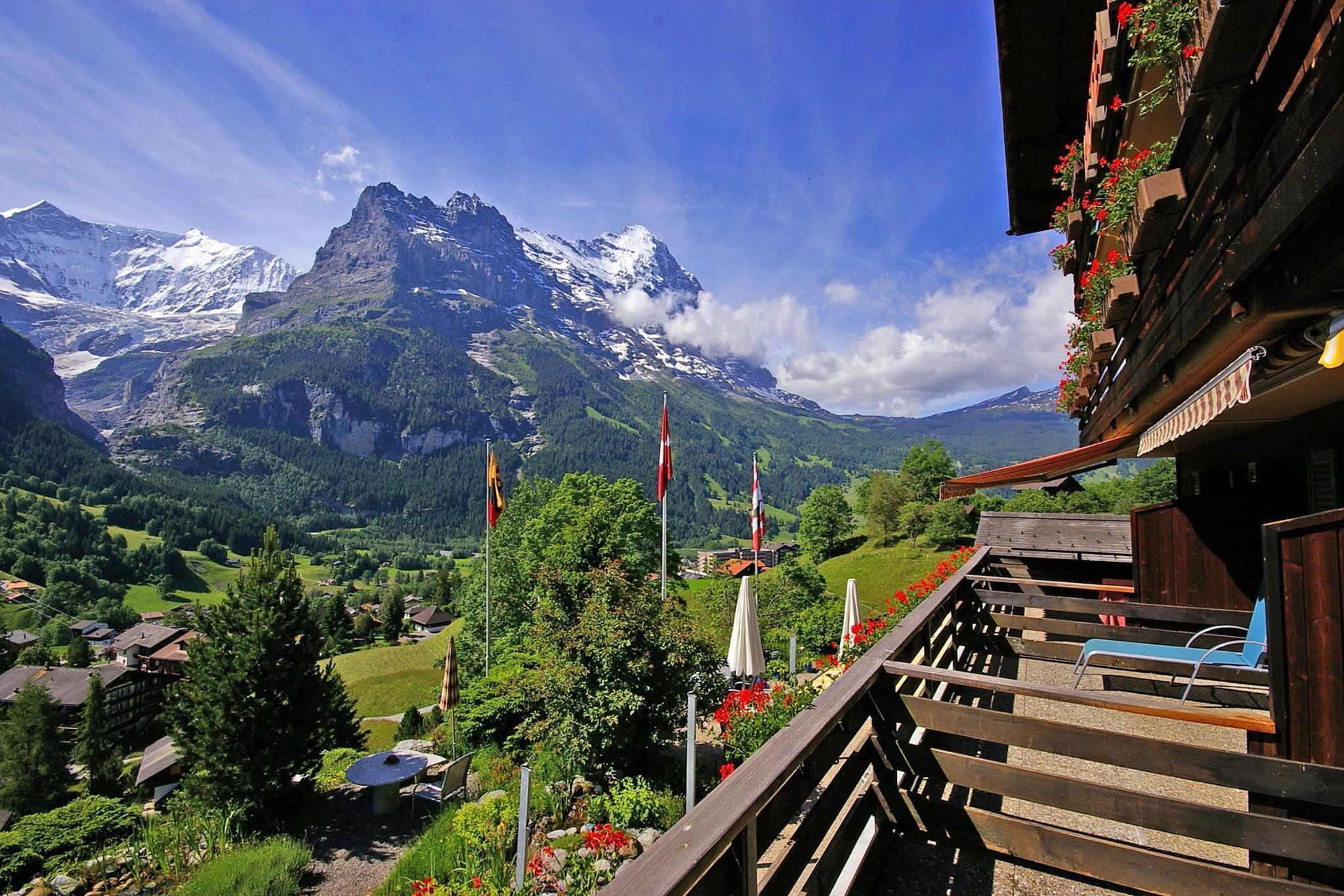 Hotel Kirchbuhl has epic views of Switzerland, Switzerland views
