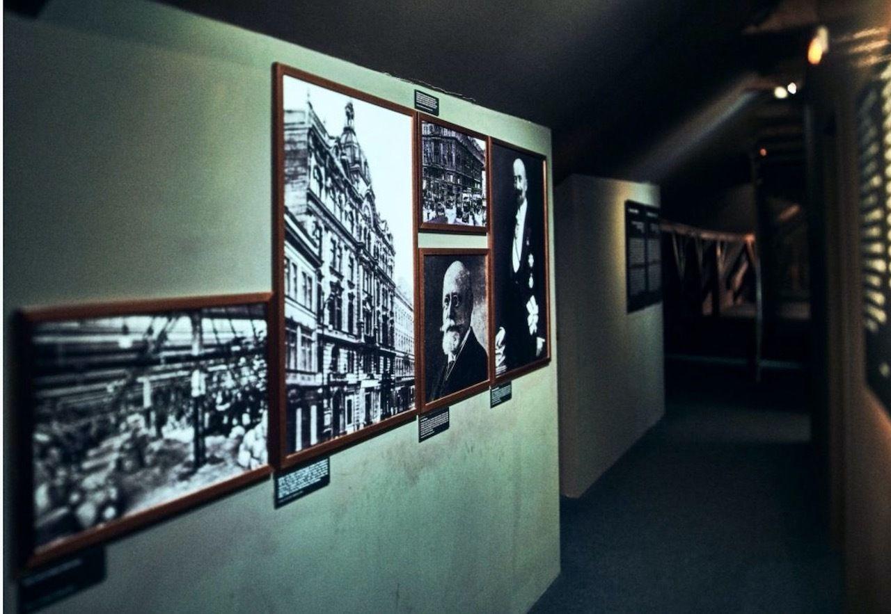 Kafka Museum, Prague art and culture