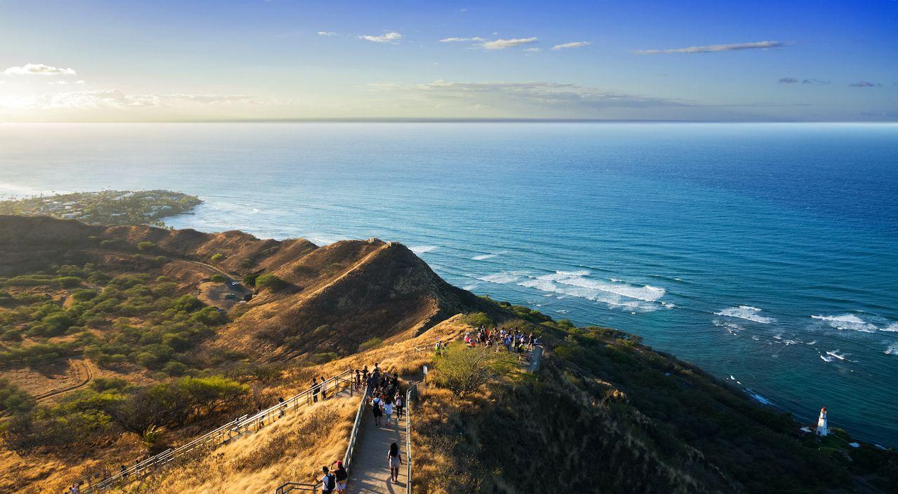 Kid-friendly-hikes-on-Oahu-Diamond-Head-Hike-766294921, Kid-friendly hikes on Oahu