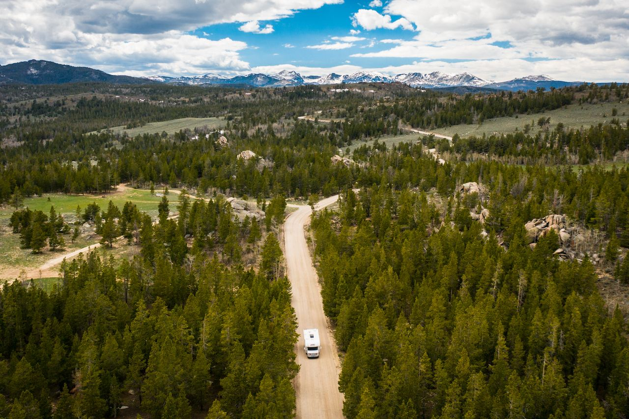8 tips for RVing in the mountains