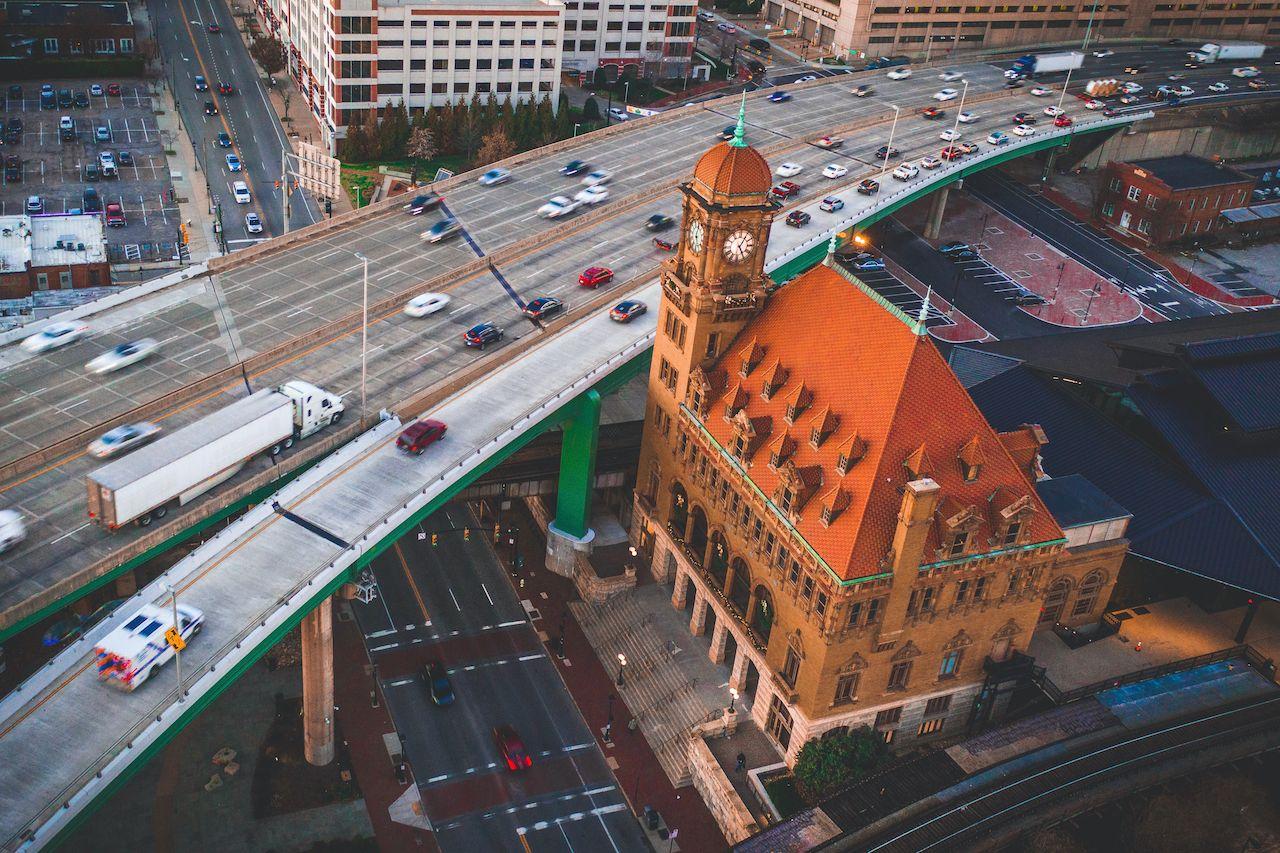 Down,Town,Richmond,Virginia,Main,Street,Station, beautiful train stations