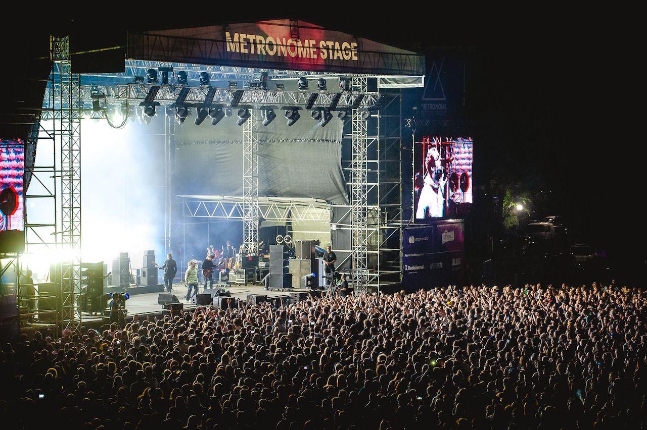 Metronome Prague, Prague events