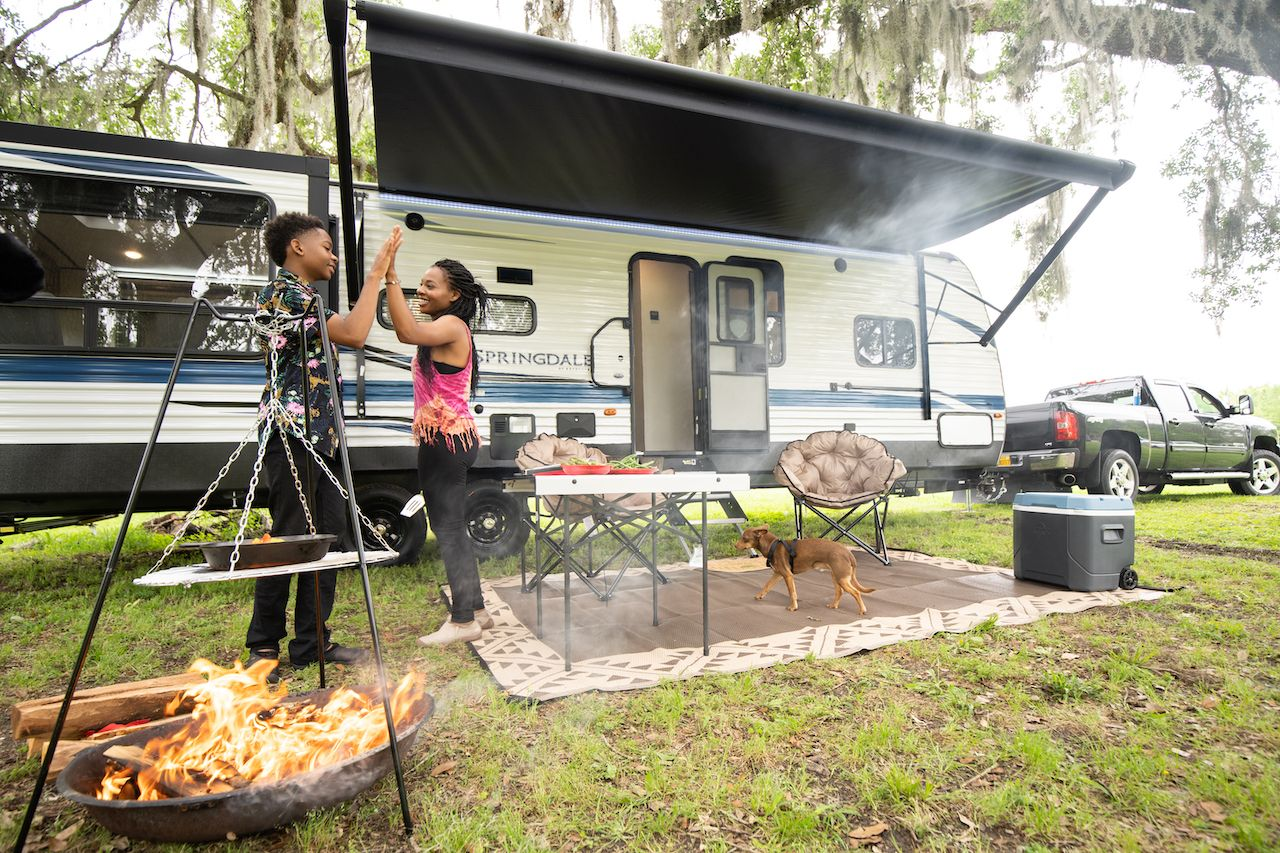 A weekend warrior's guide to RVing
