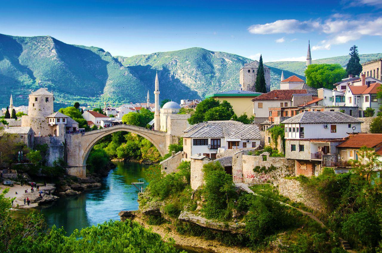 Mostar,In,Bosnia-herzegovina, Day trips from Dubrovnik