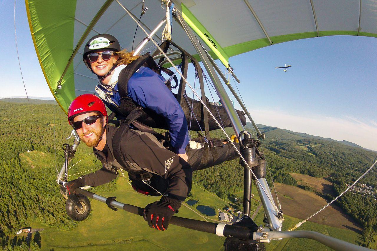 6 outdoor adventures you had no idea were possible in New Hampshire