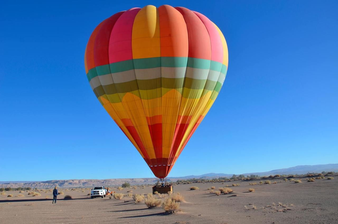 Phaway Atacama Ballooning Experience, Atacama Desert