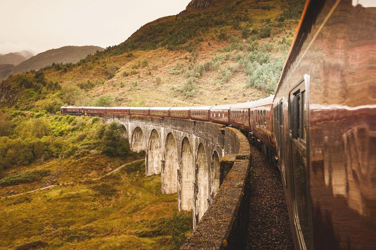 Scotch Malt Whisky Tour Royal Scotsman Train Scotland