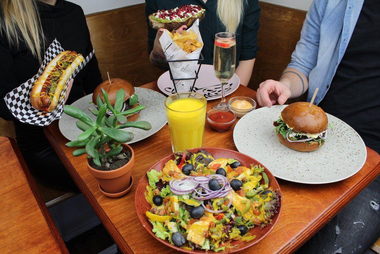 Souston-restaurant-lunch-Prague-Mala-Strana, Malá Strana