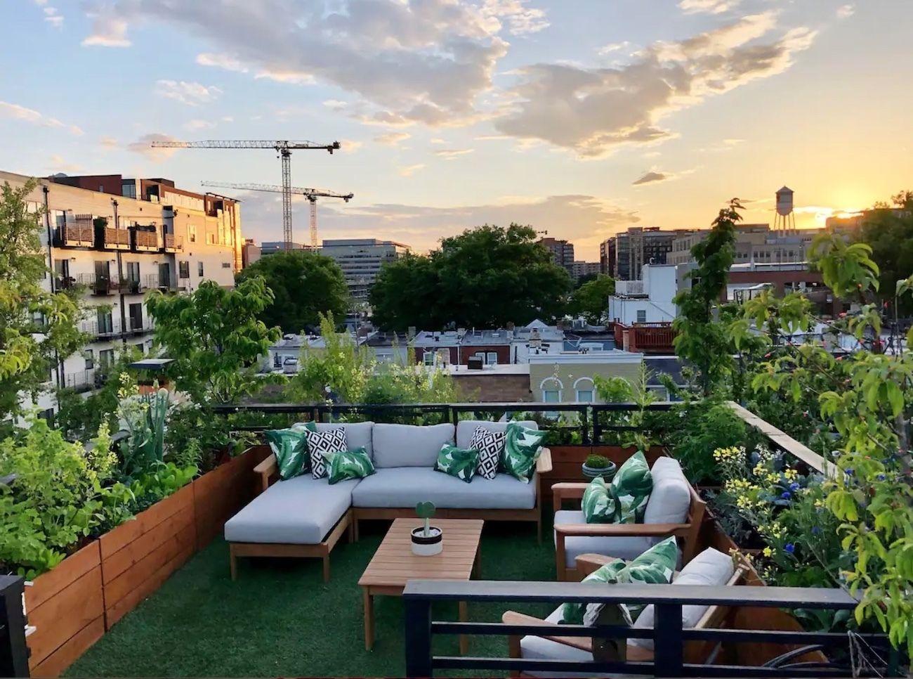 Union-Market-penthouse-apartment-with-epic-view-Washington-DC-Airbnb, Washington, DC Airbnbs