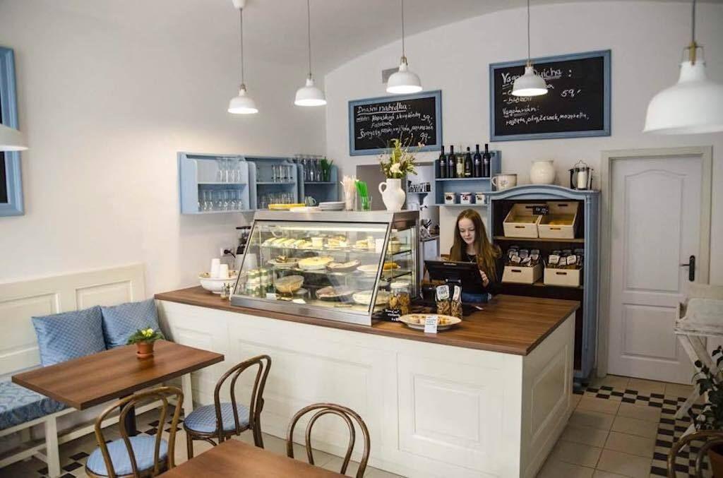 Veget-Bistro-Cafe-New-Town-Prague,  New Town
