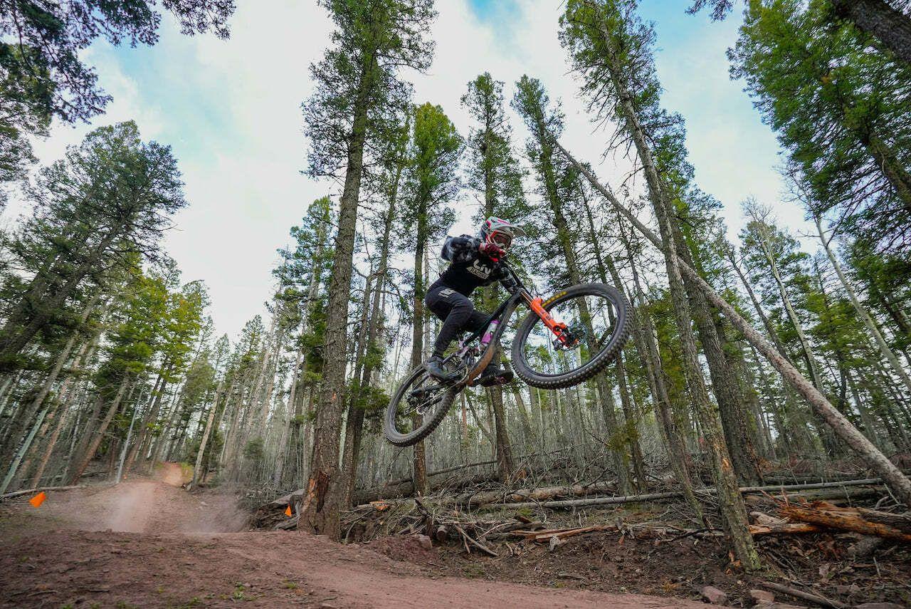 angelfire-bike-park-new-mexico, remote work
