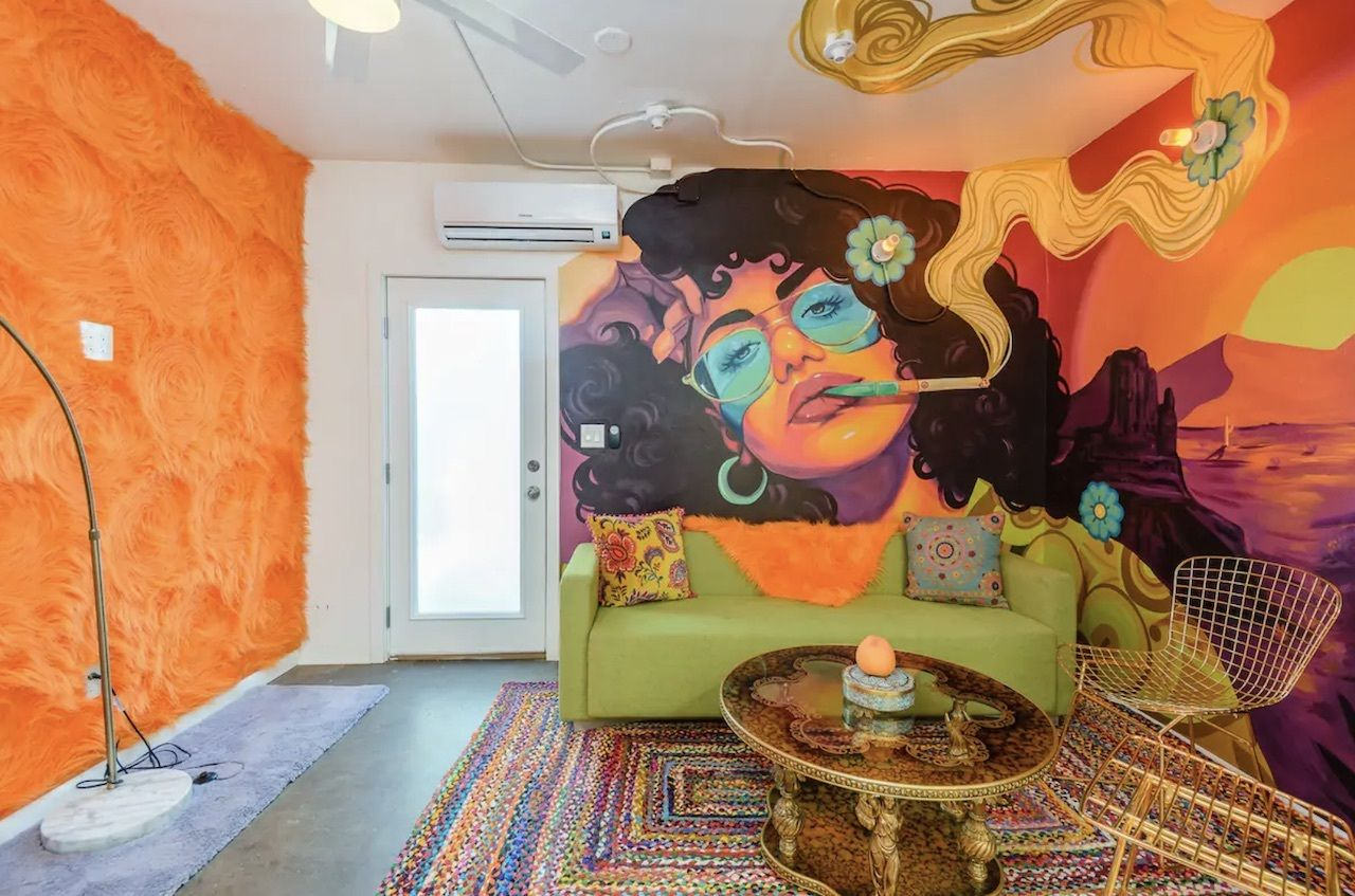 Artistic haven in the heart of downtown Phoenix, phoenix airbnbs
