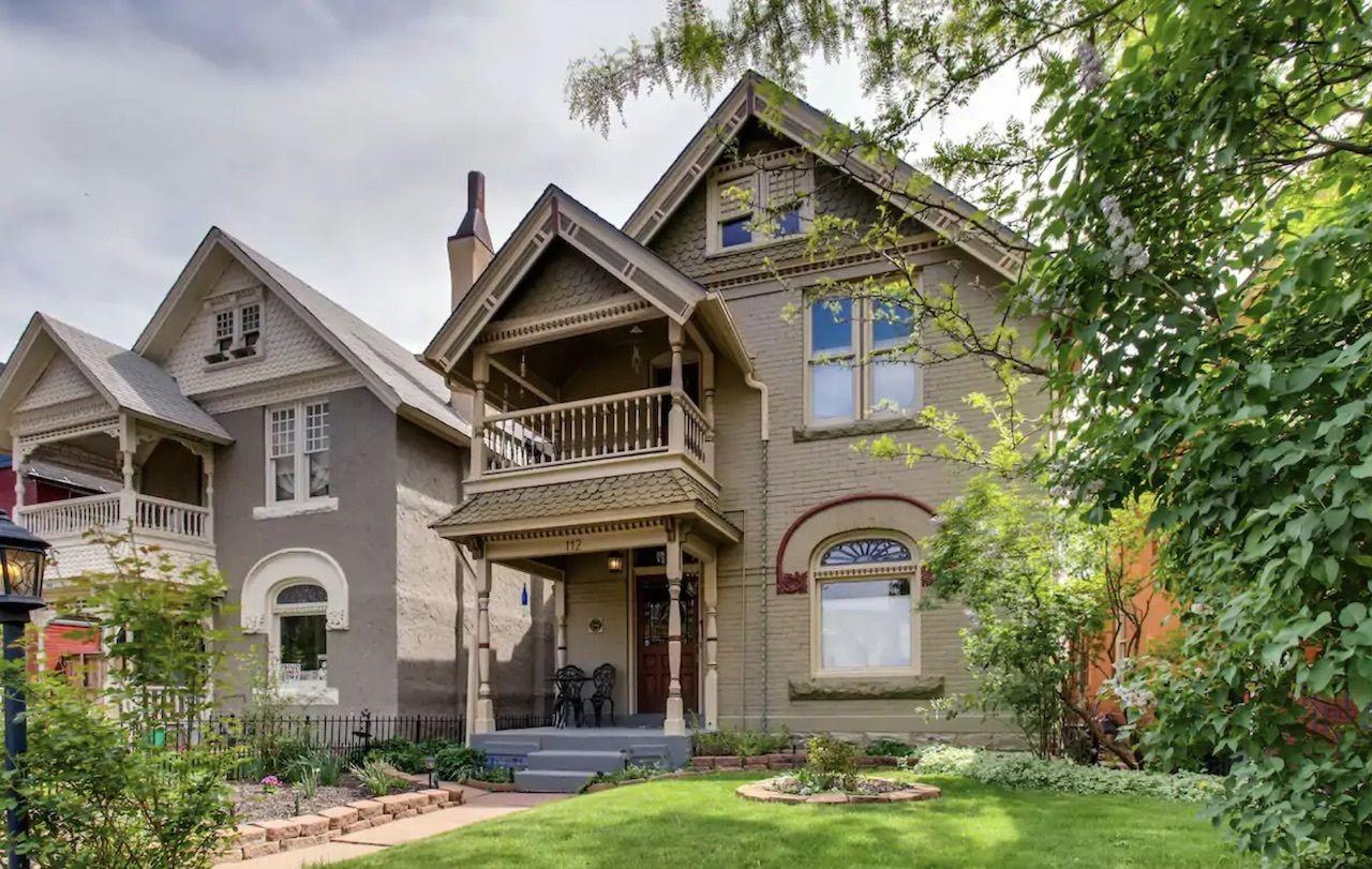 baker,Airbnbs in Denver