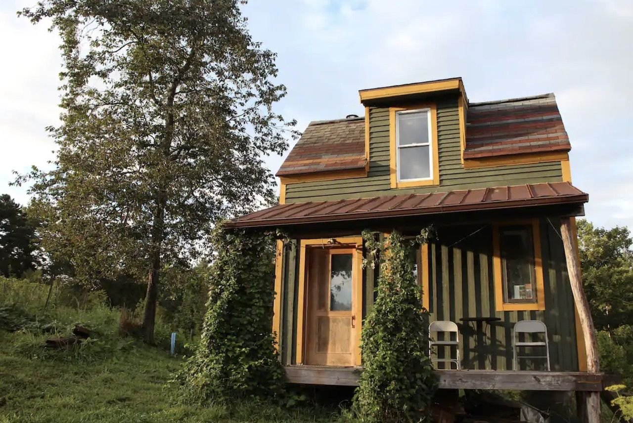 hilltop,  Airbnbs in Asheville