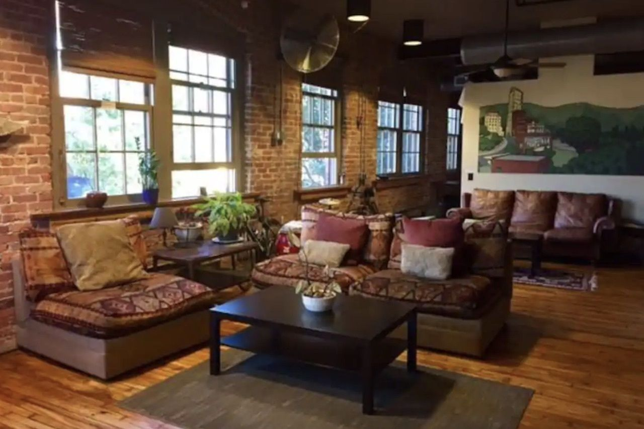 hostel, Airbnbs in Asheville